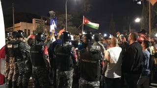 Jordanische Regierung muss Preiserhöhungen zurücknehmen