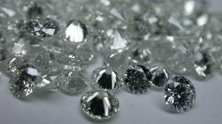 Gestohlene Diamanten durchaus leicht absetzbar
