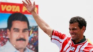 Wahlkampf in Venezuela: Kronprinz oder Kritiker