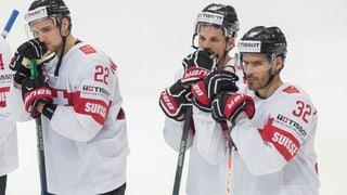 2. Niederlage für Schweizer Nati