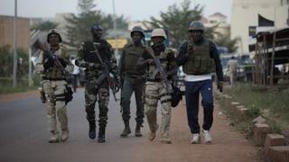 Ausnahmezustand und Staatstrauer in Mali