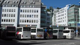 Neues Regime für Reisecars in Luzern
