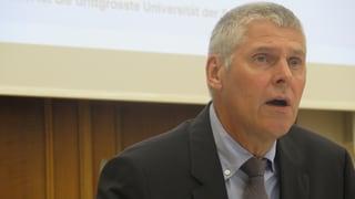 Rektor Christian Leumann: «Die Uni Bern ist zuwenig bekannt»