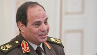 Sisi bietet sich nun offiziell als Präsident an