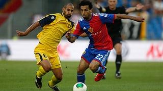 Salah und Elneny reisen nach Tel Aviv