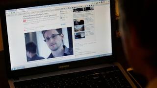 Pulitzer-Preis für Snowden-Enthüllungen
