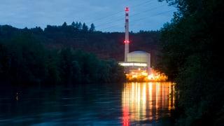 Aare wird kühler – wegen Stilllegung eines Atomkraftwerks