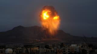 «Jemen brennt»
