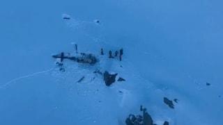 Mehrere Tote nach Flugunglück nahe Schweizer Grenze