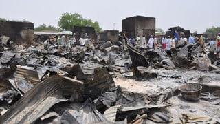 Blutige Offensive von Boko Haram