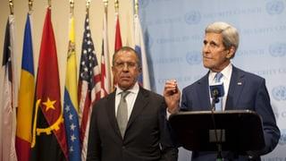 Siria: USA e Russia fan giu reglas per evitar malchapientschas