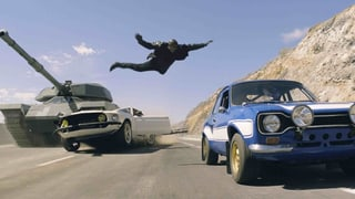 «Fast and Furious»: Vin Diesel ist super, aber nicht bleifrei