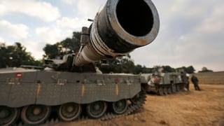 Bomben und Raketen statt Diplomatie