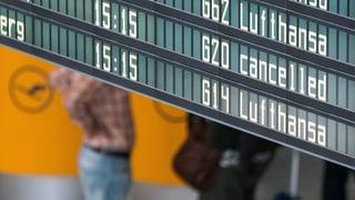 Jetzt definitiv: Streik bei der Lufthansa