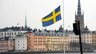 Stockholm: Arrestà dat tiers l'attatga cun camiun