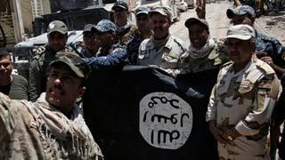 Irak erklärt «Kalifat» des IS für beendet