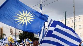 Griechenland und Mazedonien einig – wenigstens offiziell