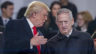 Trump vollzieht Kehrtwende