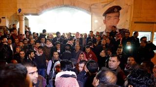 Lob und Tadel für Jordanien nach Hinrichtungen