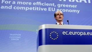 Front gegen Steueroasen: EU macht Druck