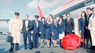 Swissair – Gute Zeiten, schlechte Zeiten