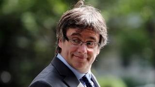 Puigdemont kehrt nach Belgien zurück