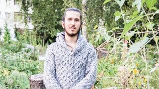 Dieser junge Basler lebt Urban Agriculture