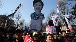 Park droht eine jahrelange Haftstrafe