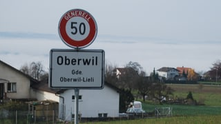 Wohnungsangebot für Flüchtlinge in Oberwil-Lieli