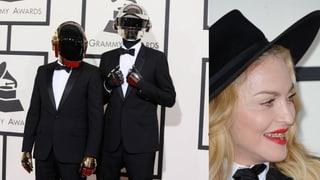 Roboter und Goldgebiss: Die schrillsten Outfits bei den Grammys