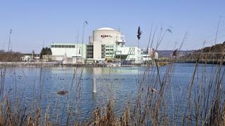 AKW produziert ein Drittel weniger Strom