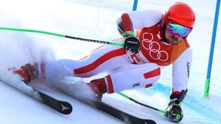 Hirscher gudogna er aur en il slalom gigant