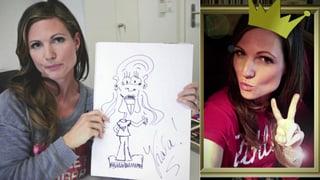 Selbstporträt vs. Selfie – Viola will's wissen!