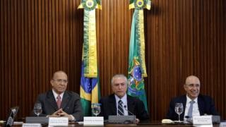 El Salvador na renconuscha betg la nova regenza brasiliana