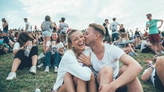 Die schönsten Bilder vom Gurtenfestival 2018