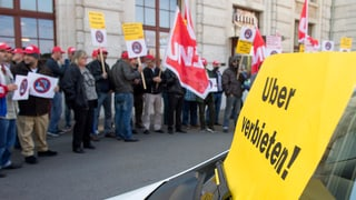 Fahrdienst Uber kommt in Basel unter die Lupe