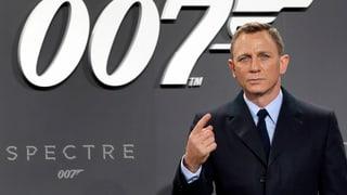 Pulver verschossen: Daniel Craig will nicht mehr Bond spielen