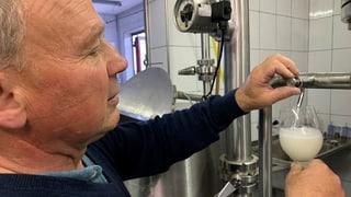 Winzer Christian Herzog: «Filtration sorgt für Stabilität»