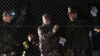 Ungarn schottet sich gegen Flüchtlinge ab
