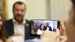 Matteo Salvini bestimmt zunehmend Italiens Politik