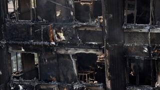 Londra suenter l'incendi – May sin il lieu, tschertga interrutta
