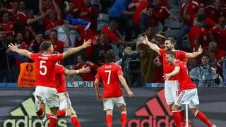 EURO 2016: Valisa en il mezfinal