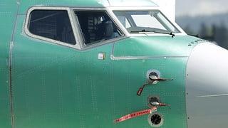 Fehlerhafter Boeing-Typ war schon 2018 im Visier von Behörden