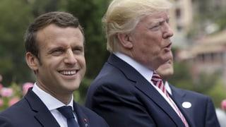Als erster amtierender US-Präsident seit Bill Clinton im Jahr 2000 kündigte Donald Trump seinen WEF-Besuch an.