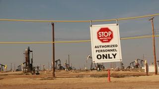 Tiefer Preis gefährdet US-Ölboom