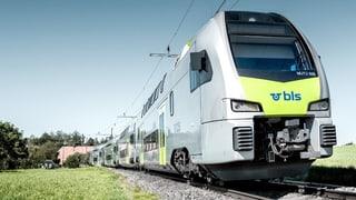 BLS beharrt auf eigenen Konzessionen für drei Bahnlinien