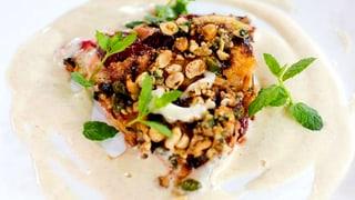 «Die grosse Grillshow»: Dessert «Plums on fire»