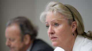 Barbara Janom Steiner è presidenta dal cussegl da banca SNB