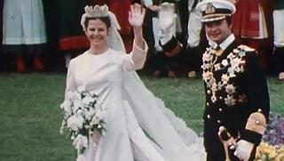 40 Jahre Carl Gustaf: Vom Märchen-König zum Skandal-Monarchen