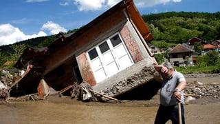 «Zerstörung so gross wie im Bosnien-Krieg»